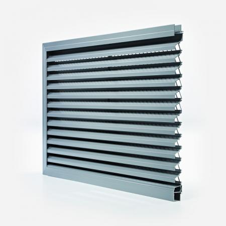 Wholesale price of aluminum louvre panel